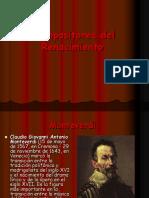Compositores Del Renacimiento