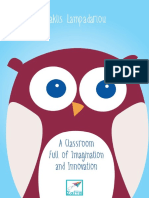 A Classroom Full of Imagination and Innovation Iraklis Lampadariou FKB Teachingworkbook