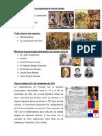 Aportes Culturales de Los Españoles Al Nuevo Mundo