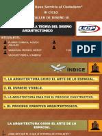 Introduccion a La Teoria Del Diseño