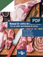 manual de cortes de carne ovina