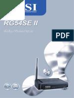 RG54SE II User Guide.pdf
