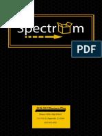 spectrum business plan