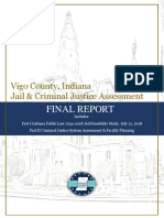 Vigo Co. Jail & Criminal Justice Assessment Final Report