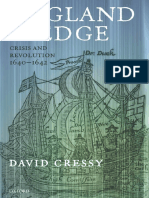 David Cressy-England on Edge_ Crisis and Revolution 1640-1642 (2006)