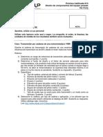 PC 4 Diseño de Componentes 2018-1