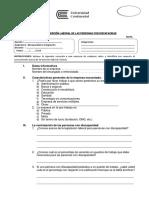 Encuesta Inserción Laboral PCD-2018-20