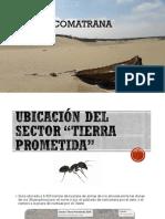 Informe Tecnico de Geologia Aplicada a La Ingenieria Civil de La Zona Urbanistica de Comatrana
