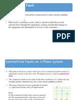 Lec Ch 17 Symmetric Faults