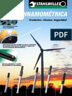Catálogo dinamométrica