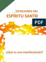 Manifestaciones del Espiritu.pptx