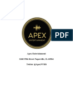 copy of apex employee handbook