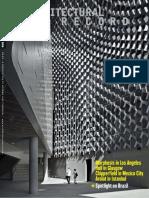 Architectural Record - Maio 2014