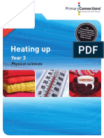 primary connections - heating up