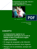 Cuidado de Enf Histerectomia[1]