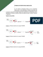ELABORACION DE SISTEMAS EN POWER WORLD SIMULATOR