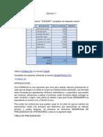 Ejercicio Excel Explicado
