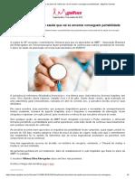 Beneficiários de plano de saúde que vai se encerrar conseguem portabilidade - Migalhas Quentes.pdf