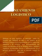 Plan Logistico