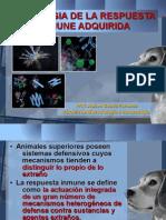 Inmunofisiologia 2010 CONCEPTOS BÁSICOS