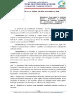 Modelo Reestruturacao Administrativa PM Patos de Minas