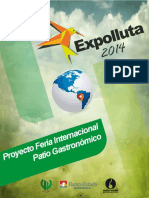 Proyecto Patio Gastronomia