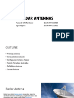 RADAR ANTENNAS.pptx