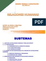 Manual Relaciones Humanas