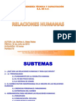 Manual Relaciones Humanas