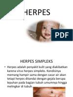 Herves Pada Anak Bahan Penyuluhan