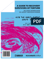 A Guide to Recovery for Survivors of Torture