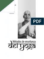 Yoga Mandir Manual de Métodos