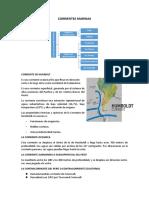 Resumen Corrientes Marinas
