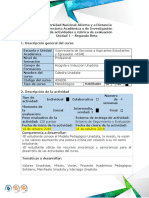 Guía de Actividades y Rubrica de Evaluación - Reto 2 - Apropiación Unadista