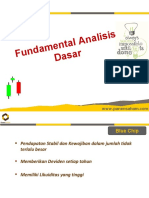 Fundamental Analisis Part 1