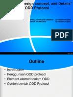 ODD Protocol New