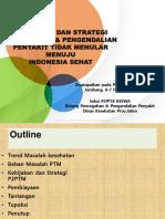 1.Kebijakan & Stategi P2PTM PANDU PTM-Bogor