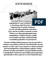 Project in Aral. Pan
