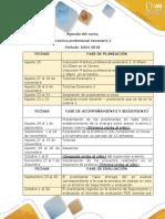Agenda Del Curso(1)