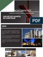 Placas Spancret