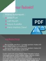 Unsur-Unsur Radioaktif
