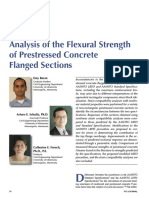 Analysis of the Flexural Strength of Prestressed Concrete Flanged Sections.pdf