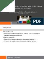Apoyo..Cinética Química y Enzimática Biotecnología Industrial