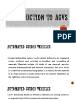 Introduction to Agvs