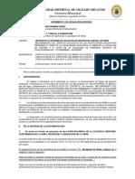 INFORME N 1112 -Respuesta a Colegios de Pararani,Anta Anta y Queuña