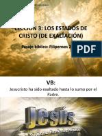 02 Feb 2014 Los Estados Cristo Exaltacion
