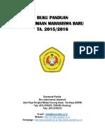 Panduan Maba UPNVJ 2015