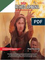 Unearthed Arcana - Mago Revisitado.pdf