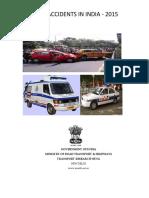 Mort 2015 Road Accidents