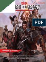 Unearthed Arcana - Os Fiéis